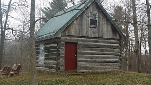 17 ACRE BUILDING LOT WITH LOG CABIN, DRILLED WELL AND 2 PONDS Kingston Kingston Area image 5