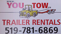 5 Ton Dump Trailer for Rent 100 a day @ 3400 King St East