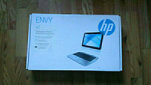 HP ENVY X2 Beats Audio and touch screen