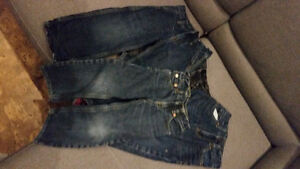 Jeans - 5 pairs - Gap, Polo & more