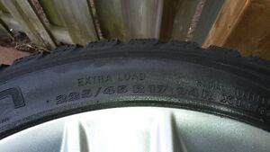 Mercedes Benz genuine rims and winter tires for sale. London Ontario image 3