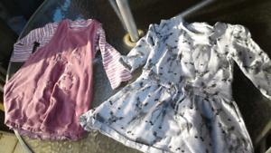 Lot robes 18 / 24 mois
