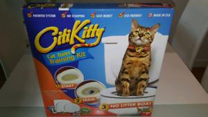 City Kitty toilet training kit