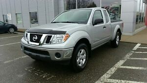 Nissan Frontier 4WD King Cab SWB 2012