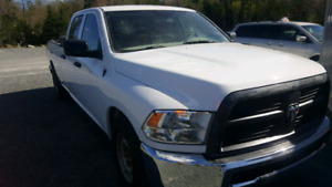 2012 Ram 2500 2WD. Low mileage work truck. Reduced.