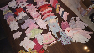 Girls clothing lot 3-6 month