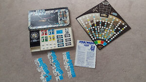 Star Wars Escape From Death Star Boardgame Kenner 1977 $177