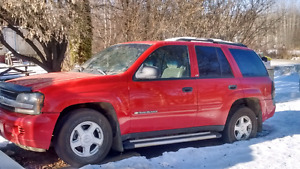 2003 Trailblazer (Mint) Lady Driven