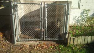 Galvanized Fence Gates