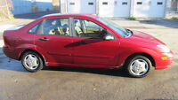 2003 Ford Focus BONNE Berline