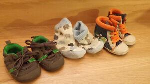 Chaussures, bottes, souliers, pantouffles garcon fille