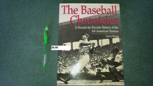 The Baseball Chronicles book