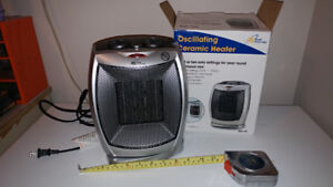 portable heater NEVER USED