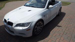 2011 BMW M3 Convertible. Still lots of summer left!