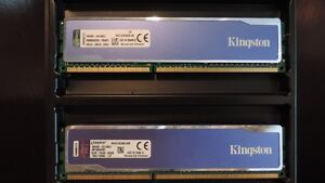 Mémoire RAM Kingston Technology HyperX Blu 4GB 1333MHz DDR3