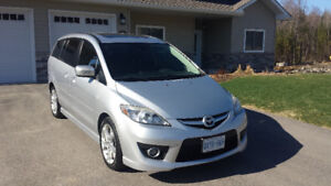 2009 Mazda Mazda5 GT  remote start, sunroof, leather