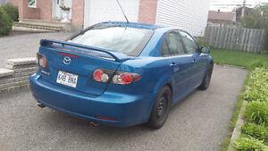 2008 Mazda Mazda6 Berline