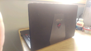 Asus i7 gaming laptop for sale