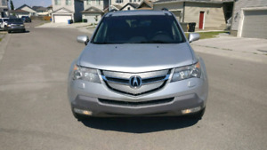 2007 Acura Mdx fully loaded only 144km
