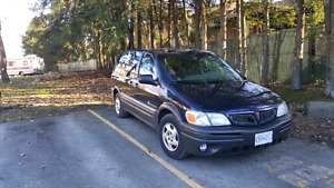 Pontiac Montana 2004, very good conditions.