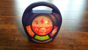 Music Player for Baby or Toddler