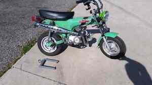 Honda CT70 ish