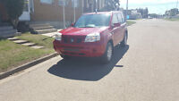 2005 Nissan X-trail SUV, Crossover/Amazing  on gas