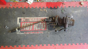 1997 Jeep TJ steering box and shaft