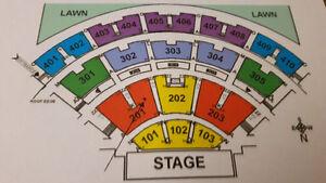 OneRepublic - Toronto Aug.12/17 -  3 Great Seats