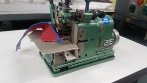 Machine à coudre - Merrow pour écusson- machine à brode