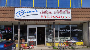 Brian's Antiques and Collectible's!