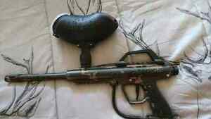 Army paintball gun West Island Greater Montréal image 1