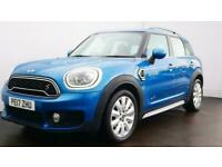 2017 MINI Countryman 2.0 Cooper S D ALL4 5dr Auto [Chili Pack] Hatchback diesel