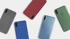 Ultra Slim Cases for iPhone X