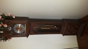 Grandfather Clock, Tempus Fugit Brand, $65 or Make an Offer