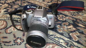 Canon EOS Rebel Ti / 300V 35mm SLR Film Camera