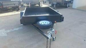 6x4 SINGLE AXLE COMMERCIAL HEAVY DUTY | BOX TRAILER Bowen Whitsundays Area Preview