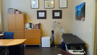 Naturopath, chiropractor, herbalist, homeopath office space rent