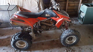 2004 trx450