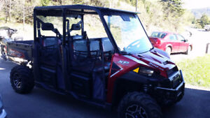 Polaris 900 XP 6 person side by side