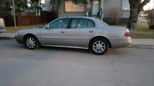 2004 Buick Lasabre Limited $78,000km