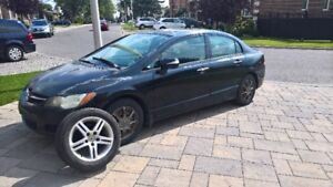 2006 Acura CSX 5 speed W/sunroof 217000 KMS