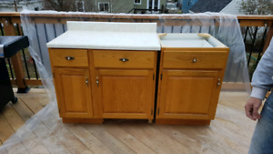 Solid Kitchen Cabinets