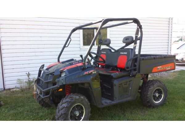 Used 2011 Polaris Ranger XP LE 800 EPS