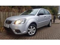 2010 10 Kia Rio 1.5CRDi 1 DIESEL UP TO 68.9MPG FSH £30 PER YEAR TAX ONLY £1995