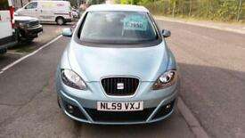 SEAT ALTEA 1.6 S EMOCION ONLY 48000 MILES 1 OWNER FSH ALLOYS V/CLEAN 59 REG