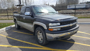 2002 Chevrolet/GMC Silverado Sierra PARTS TRUCKS CHEAP PARTS