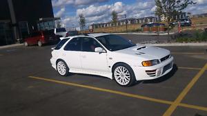 1998 JDM Subaru STI