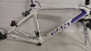 giant tcr carbon 11sp 105 road bike