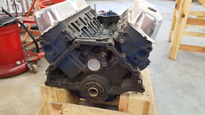 302 Ford Engine